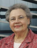 Edith Reitz, Vorsitzende der Liberalen Senioren in Neu-Isenburg