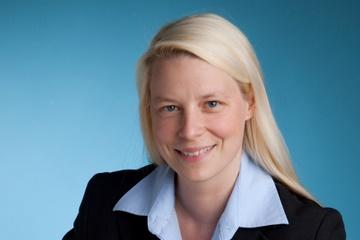 Susann Guber, Fraktionsvorsitzende der FDP Neu-Isenburg.