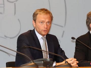 Christian Lindner, Fraktions- und Landesvorsitzender der FDP NRW (Quelle: www.fdp-nrw.de)
