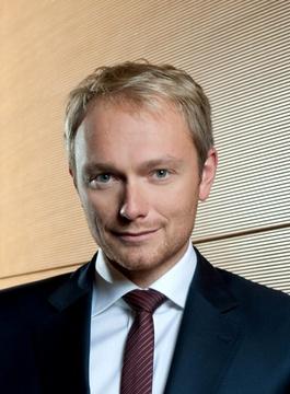 Christian Lindner Vorsitzender der FDP NRW (Bildquelle: www.christian-lindner.de)