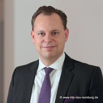 Thilo Seipel, stellv. Ortsvorsitzender