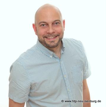 Alexander Jungmann, stellv. Ortsvorsitzender