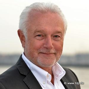 Wolfgang Kubicki, MdL stellvertretender Bundesvorsitzender der FDP