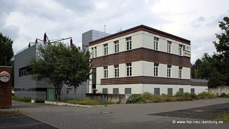 Altes Waldschwimmbad-Restaurant
