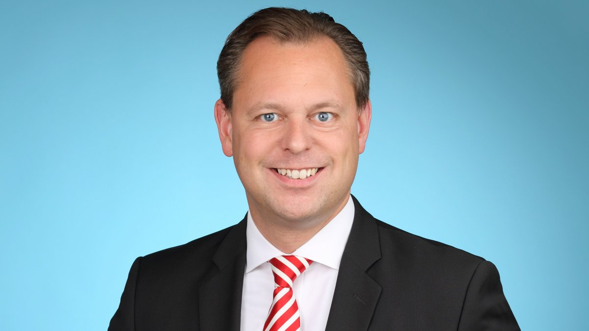 Thilo Seipel, Bürgermeisterkandidat für Neu-Isenburg.