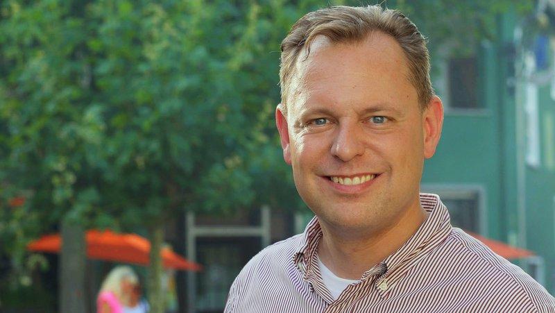Thilo Seipel, Bürgermeisterkandidat der FDP Neu-Isenburg