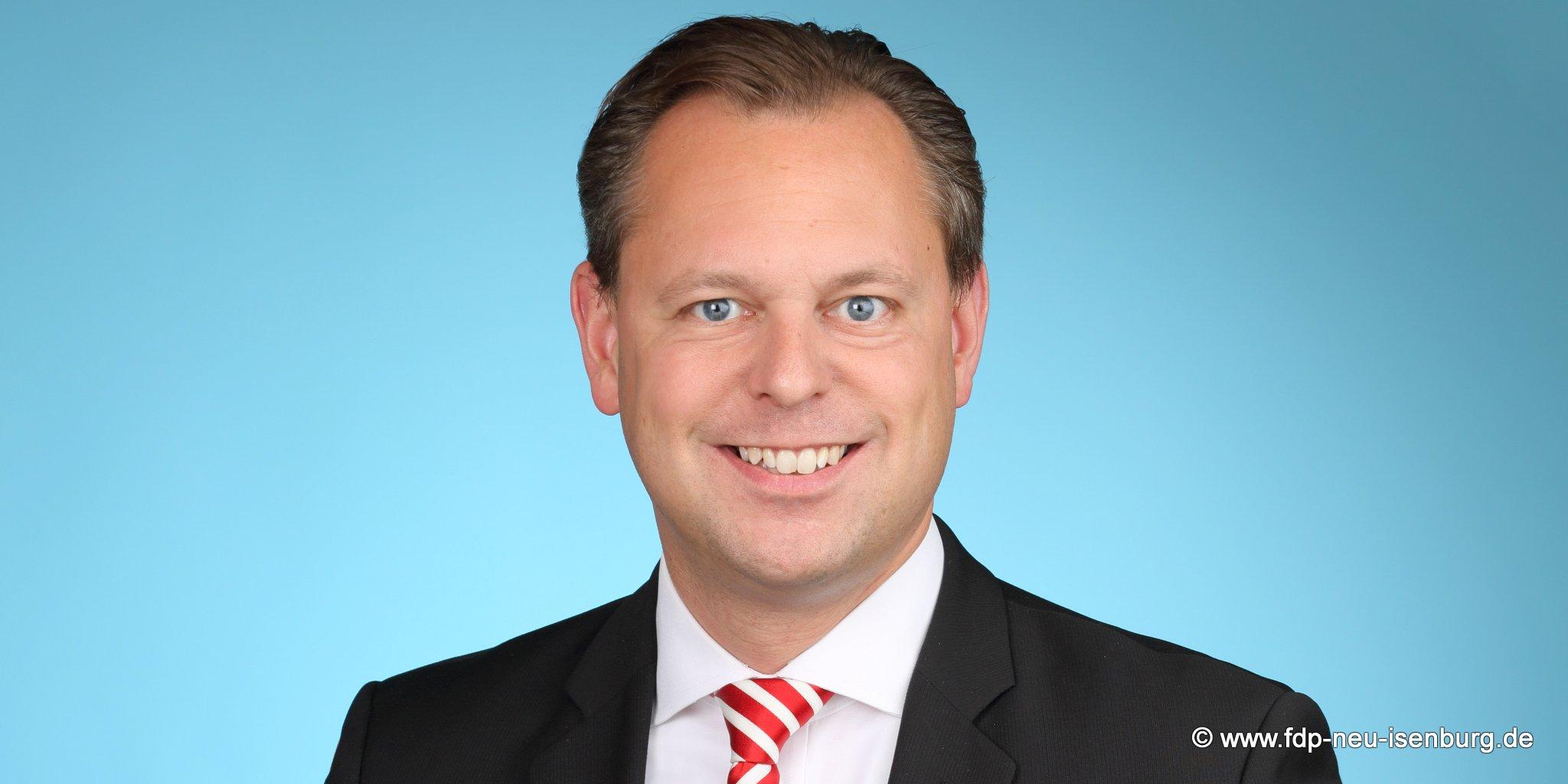 Thilo Seipel, Fraktionsvorsitzender