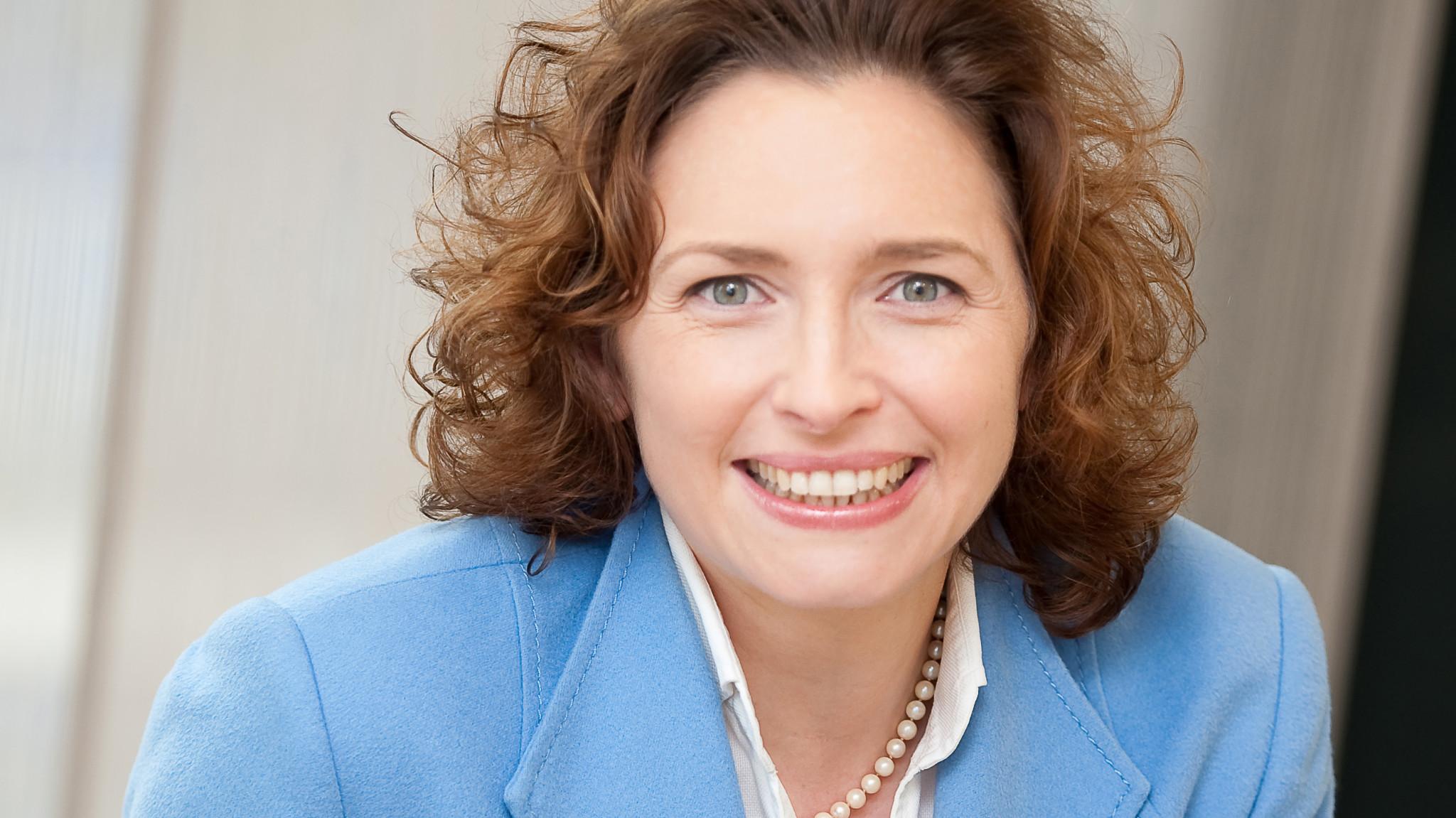 Nicola Beer, Generalsekretärin der FDP (Foto: Felix Kindermann)