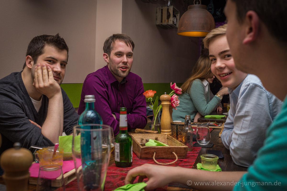 Impressionen der Vorstandssitzung der Jungen Liberalen im Kreis Offenbach