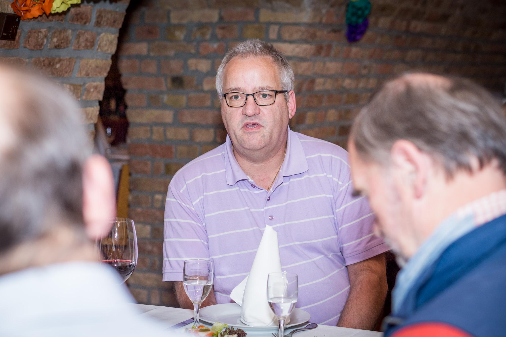 Stadtbrandinspektor Stefan Werner