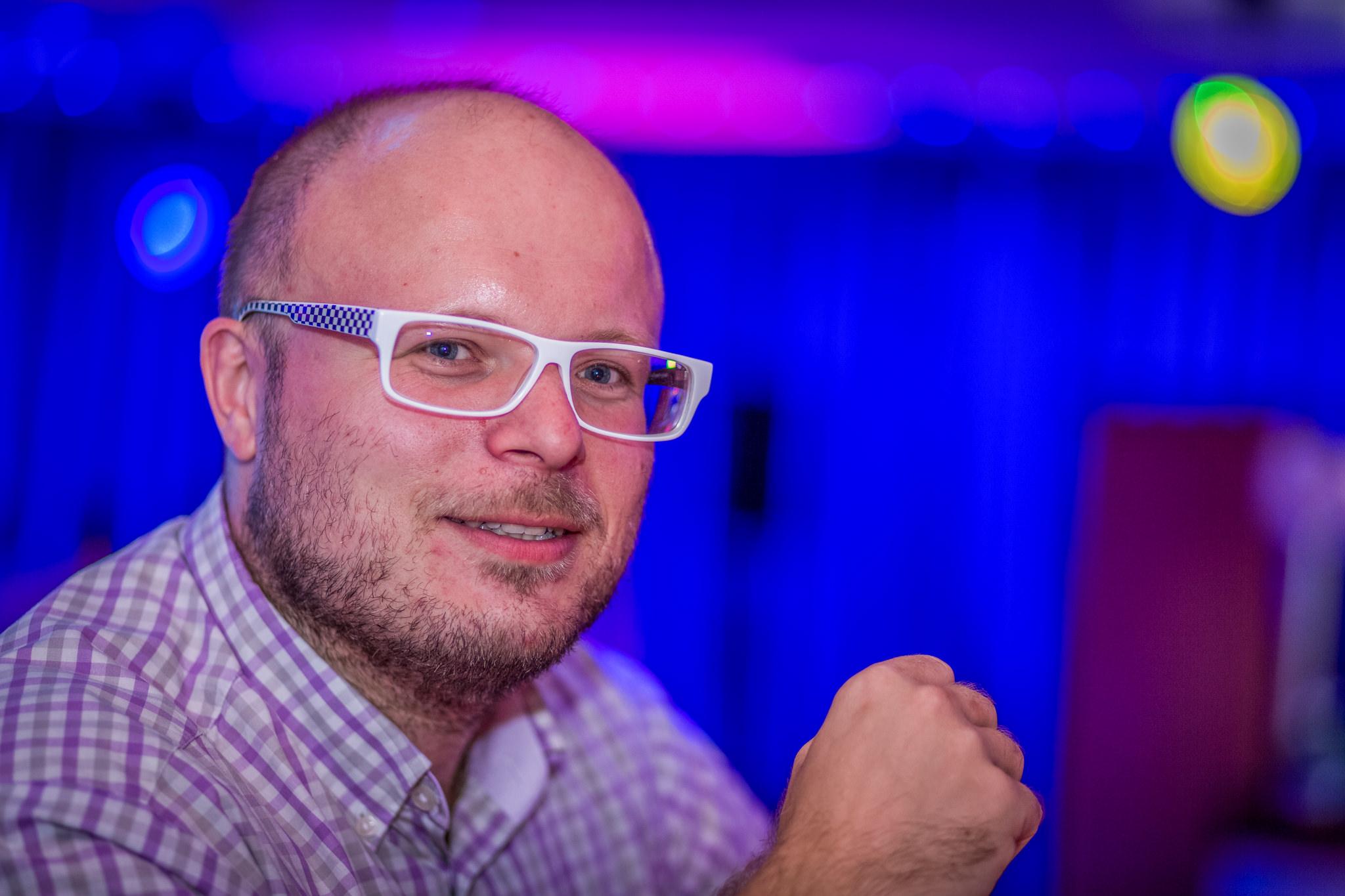 Dirk Stender, Vorsitzender der FDP Neu-Isenburg