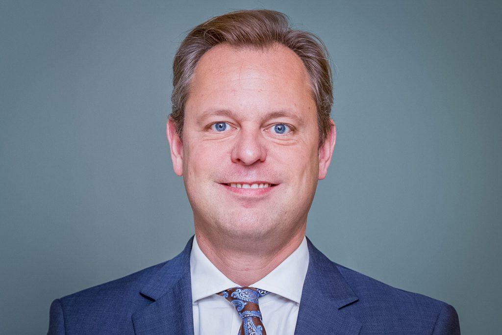 Thilo Seipel, Fraktionsvorsitzender der FDP Neu-Isenburg.