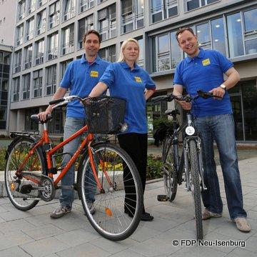 v.l.n.r.: Andreas Frache, Susann Guber und Thilo Seipel.