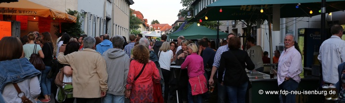 Altstadtfest in Neu-Isenburg