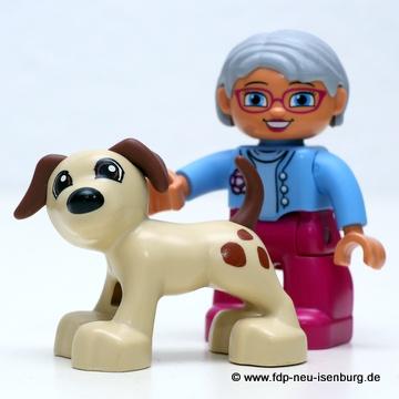 FDP-Anfrage zum Thema Hundesteuer