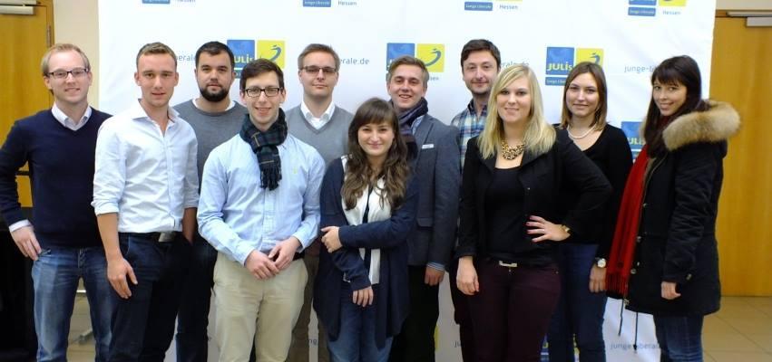 JuLi-Hessen-Vorstand