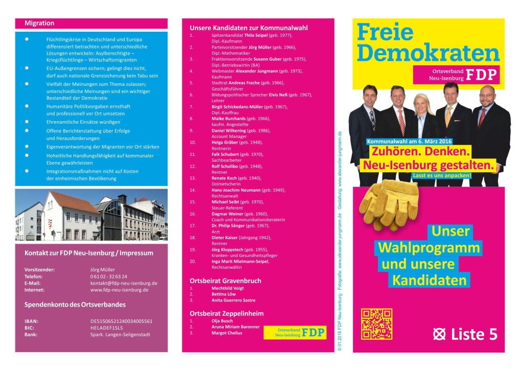 FDP_Kommunalwahl_2016_Faltblatt