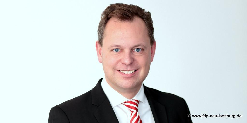Thilo Seipel, Spitzenkandidat und designierter Fraktionsvorsitzender