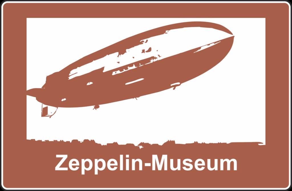 """Autobahn-Hinweistafel Zeppelin-Museum © <a href=""""http://www.alexander-jungmann.de/"""" target=""""_blank"""">www.alexander-jungmann.de</a> 2016"""