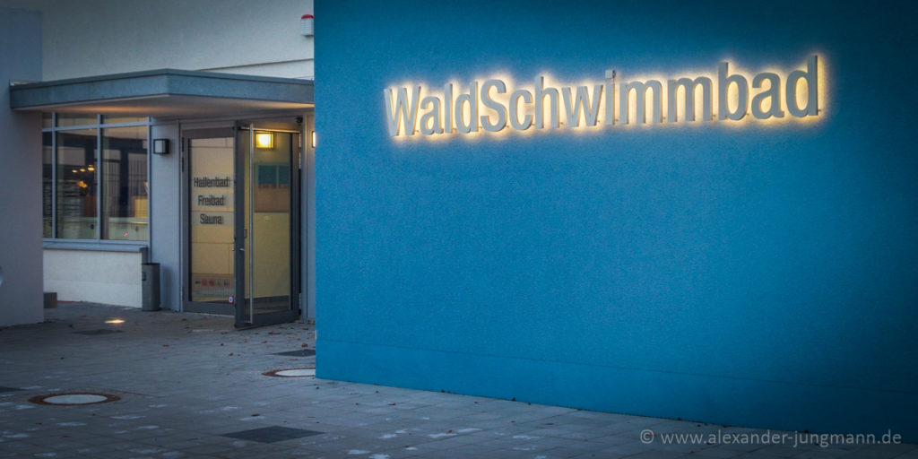 Waldschwimmbad in Neu-Isenburg