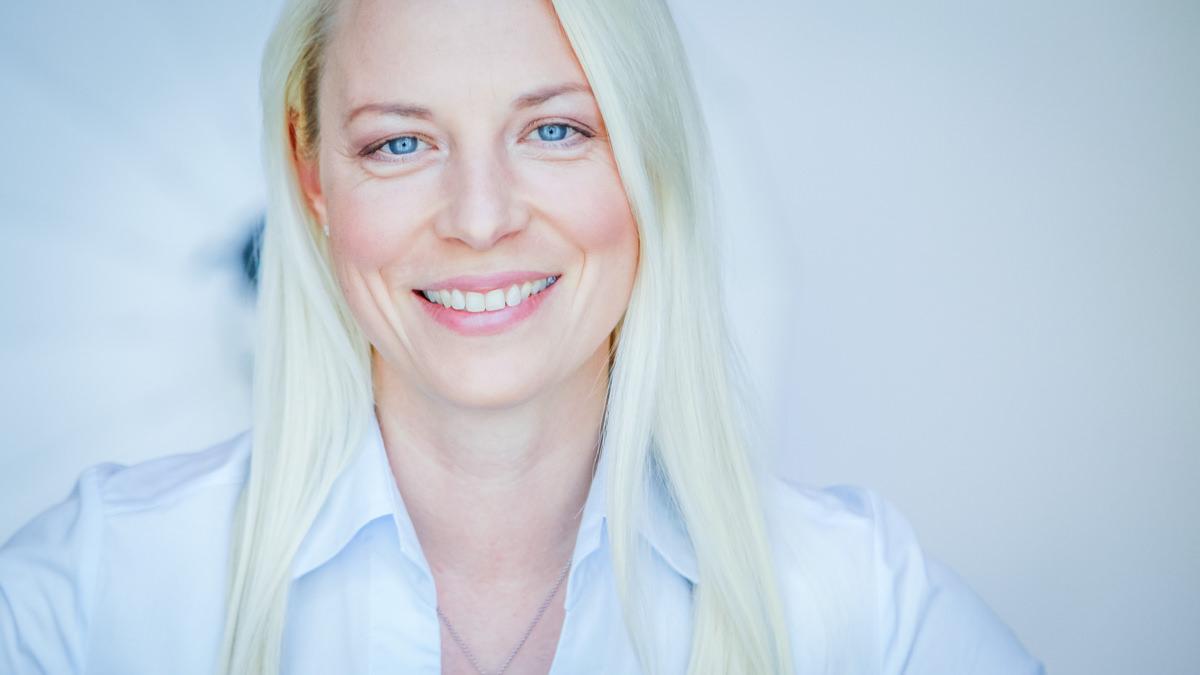 Susann Guber, Pressesprecherin der FDP Ortsverbands Neu-Isenburg