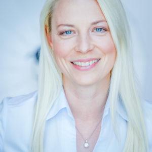 Susann Guber, Ortsvorsitzende der FDP Neu-Isenburg