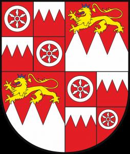 Wappen des Ortsteils Gravenbruch (Vorschlag der FDP im Ortsbeirat Gravenbruch vom 6. Juli 2018)
