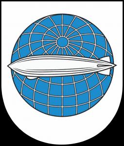 Wappen des Ortsteils Zeppelinheim