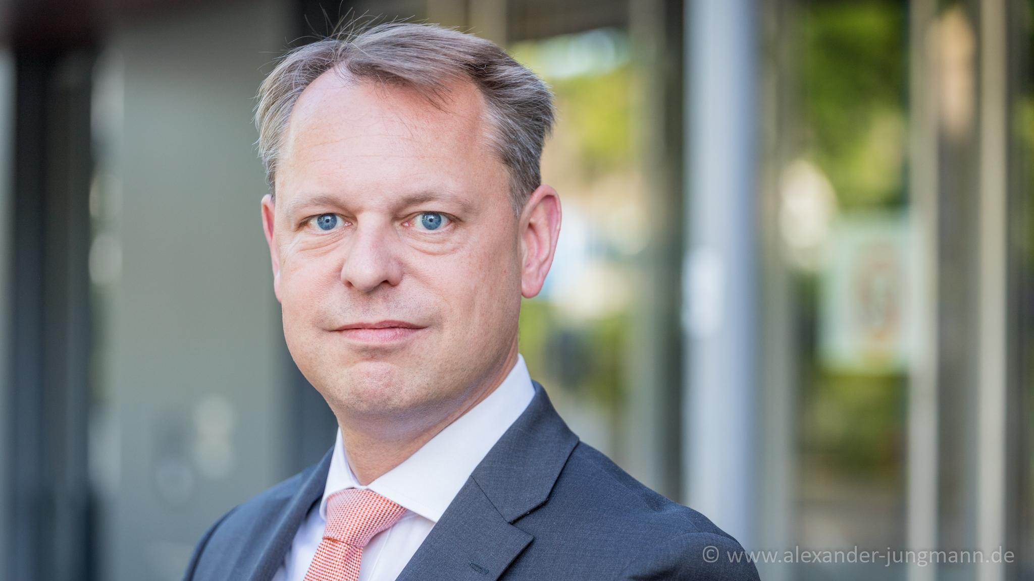 Fraktionschef Thilo Seipel